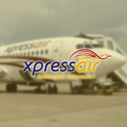 Logo Express Airlines